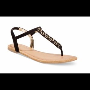 NEW Material Girl strappy sandals
